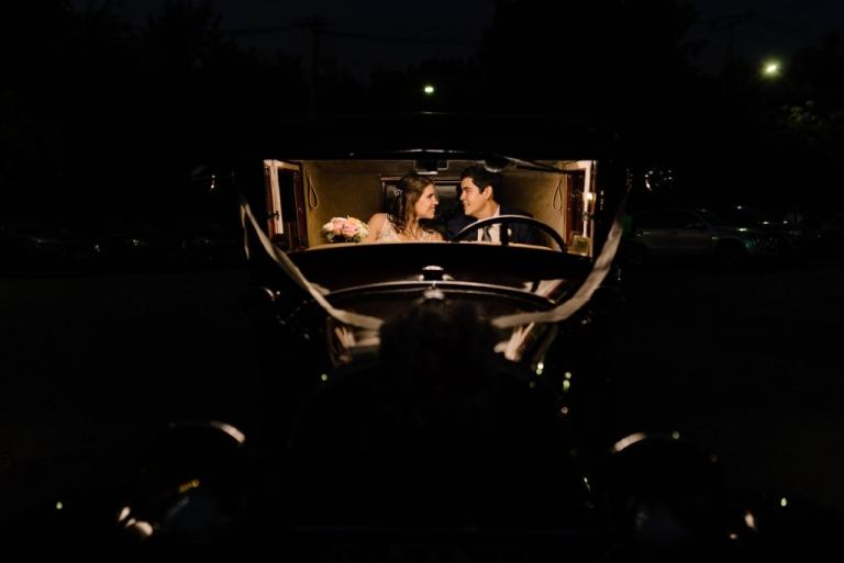 Matrimonio Betsy & Nacho Vista Santiago