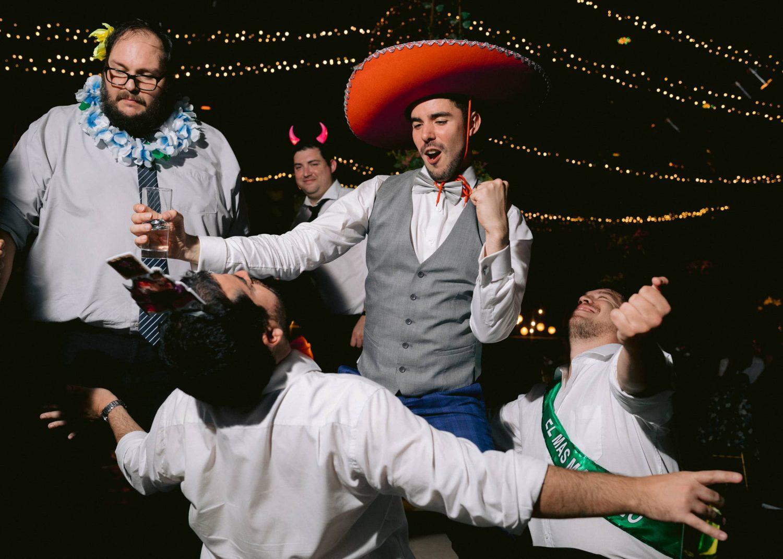 Matrimonio Altos del Paico