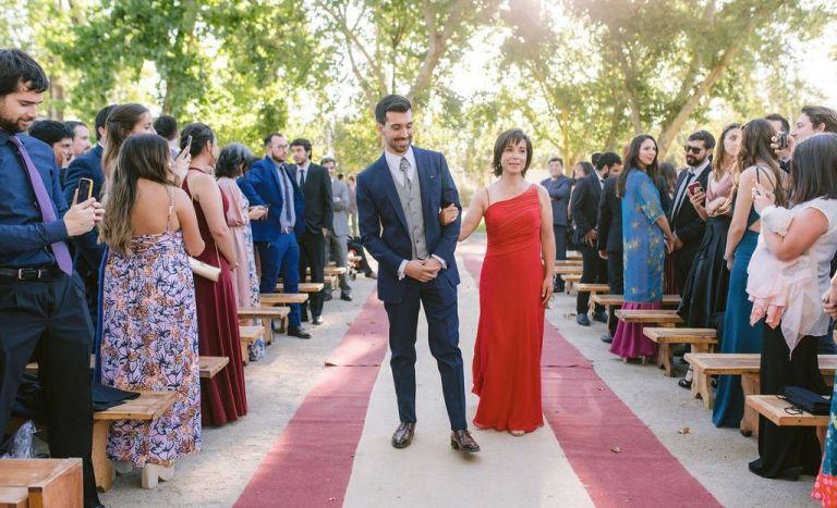 matrimonio casona el cruceral